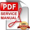 Thumbnail JCB FASTRAC 185TI SN 0636001-0639999 SERVICE MANUAL